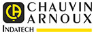 Chauvin Arnoux Indatech logo and website link